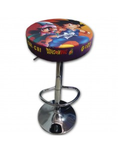 TABURETE ARCADE DRAGON BALL...
