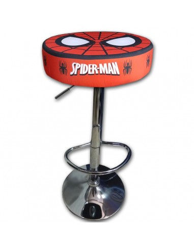 TABURETE ARCADE SPIDERMAN MARVEL...