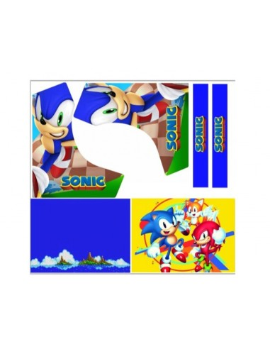 BARTOP ARCADE SONIC RECREATIVAS...