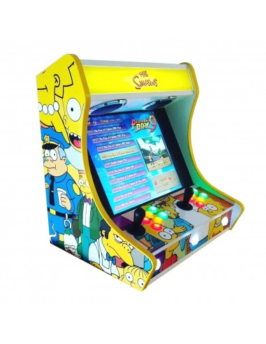 BARTOP ARCADE THE SIMPSONS...